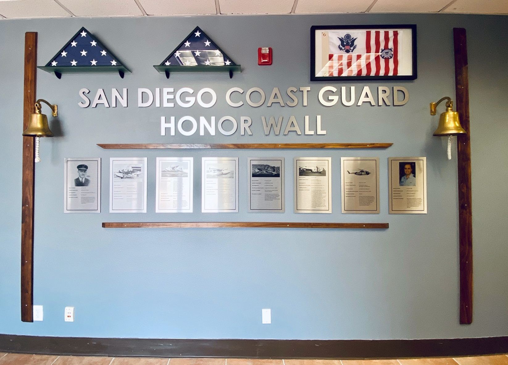 IMG 1953 san diego honor wall