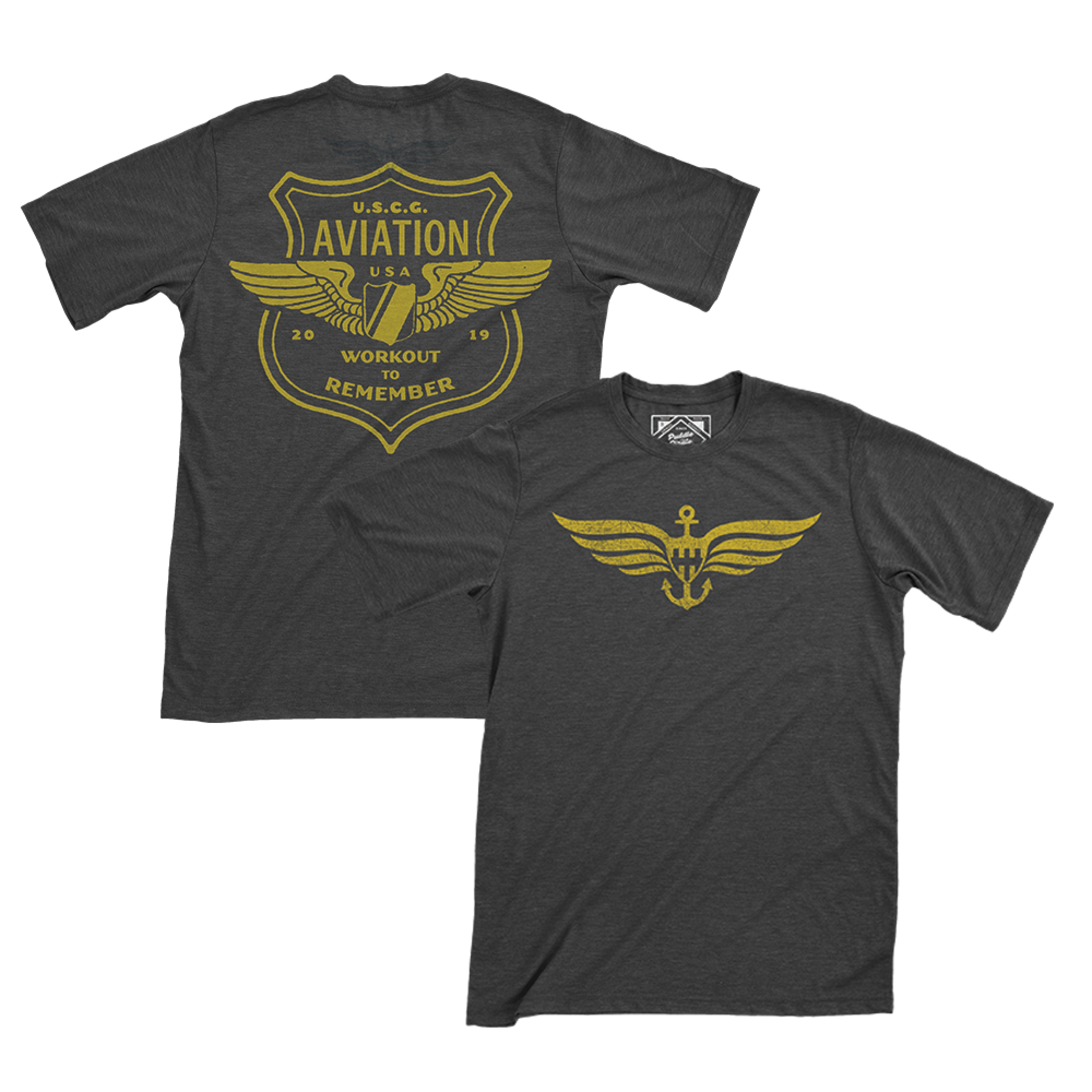 19 Puddle Pirate Aviation Shirt 2019