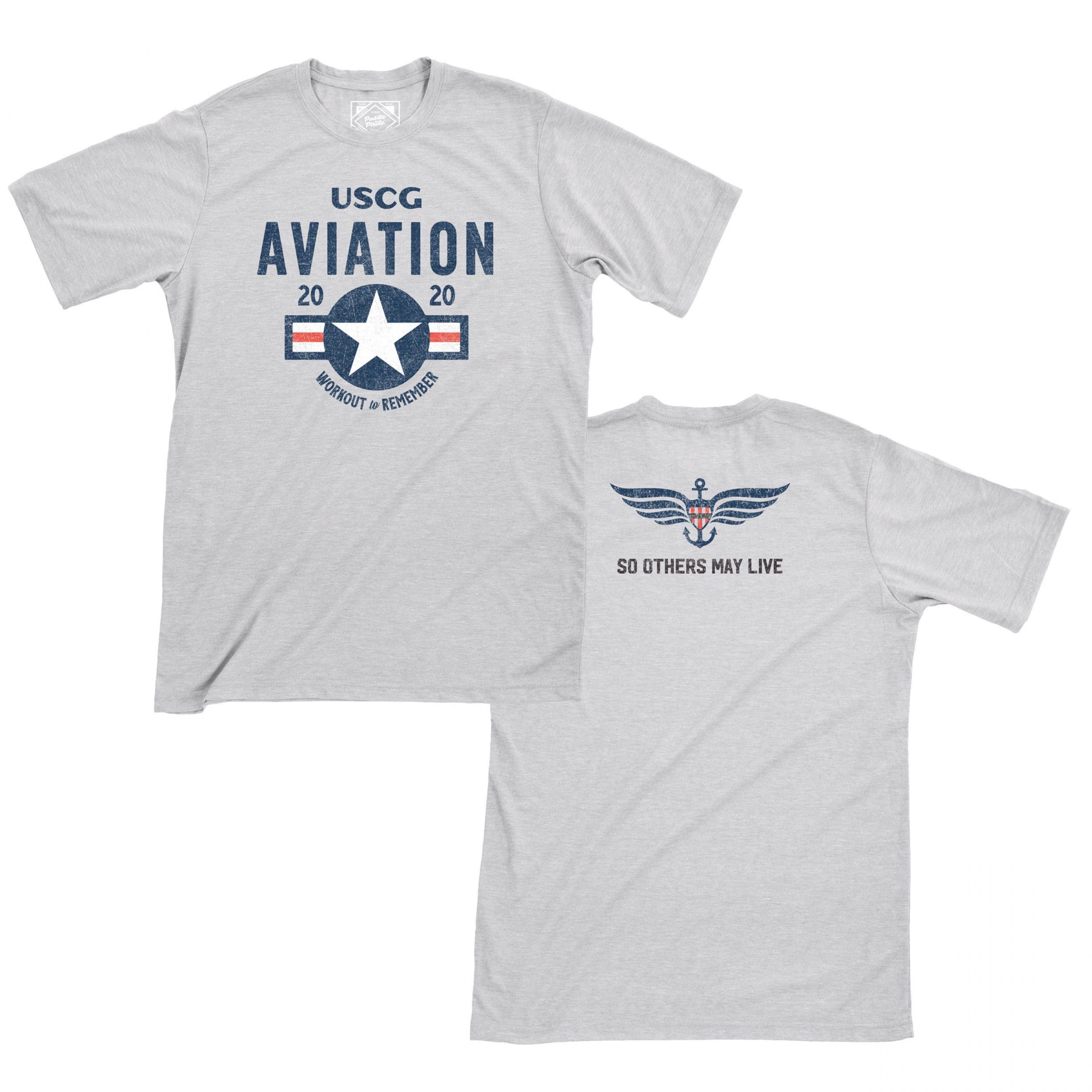 2020 T Shirt Workout