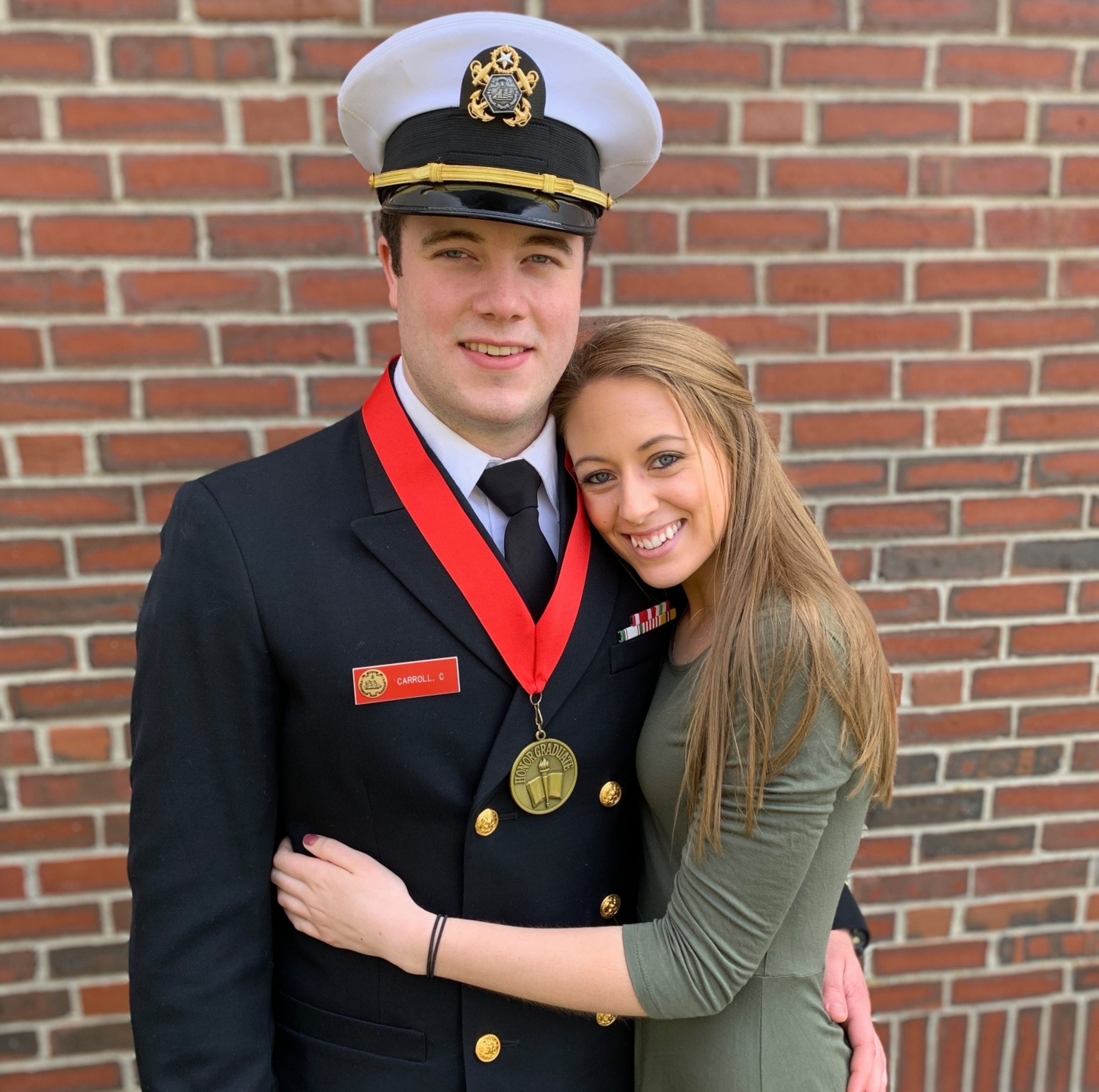 Clayton 2019 Graduate Coast Guard Foundation